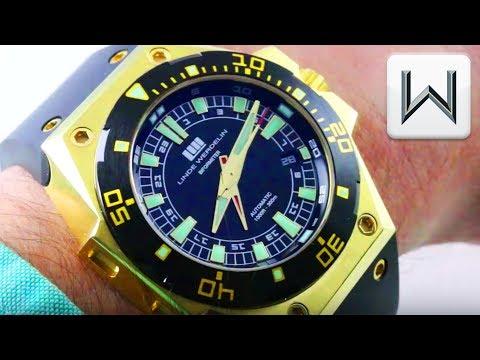 Linde Werdelin Biformeter 2-Timer (B1 T1 40) Luxury Watch Review
