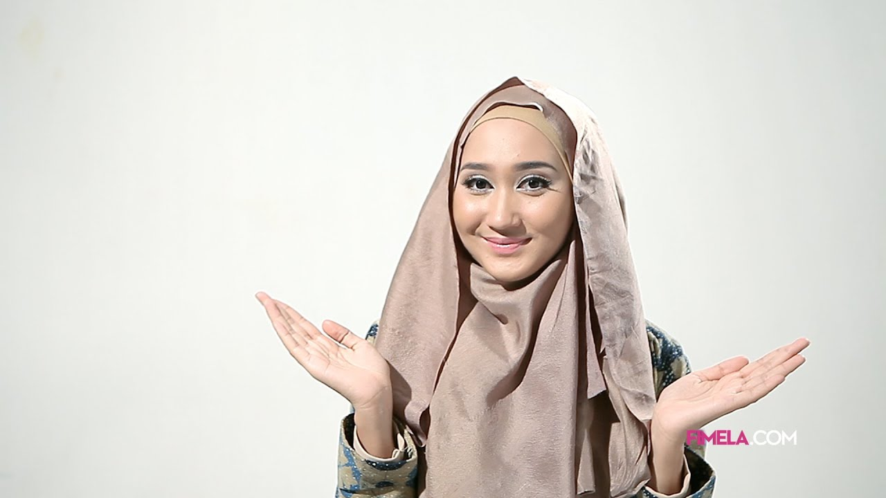 Hijab Kasual Stylish Dari Dian Pelangi YouTube