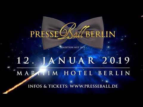 Presseball Trailer kurz 2019