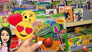 BACK TO SCHOOL SUPPLY SHOPPING AT WALMART | ART SUPPLIES, SCENTED SCHOOL SUPPLIES & MORE!!!