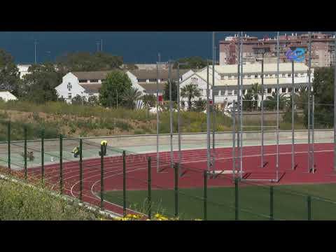 La pista de atletismo de Loma Margarita cada vez más cerca