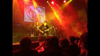 """Tony Macalpine """"The Vision"""" live , featuring Gus G"""