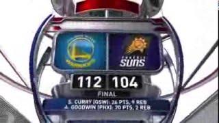 Golden State Warriors vs Phoenix Suns - February 10, 2016