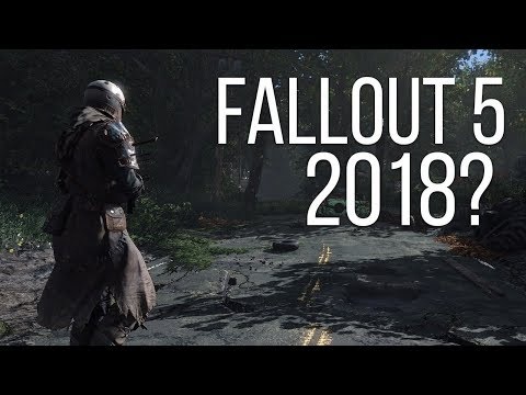 Will Bethesda release Fallout 5 in 2018?