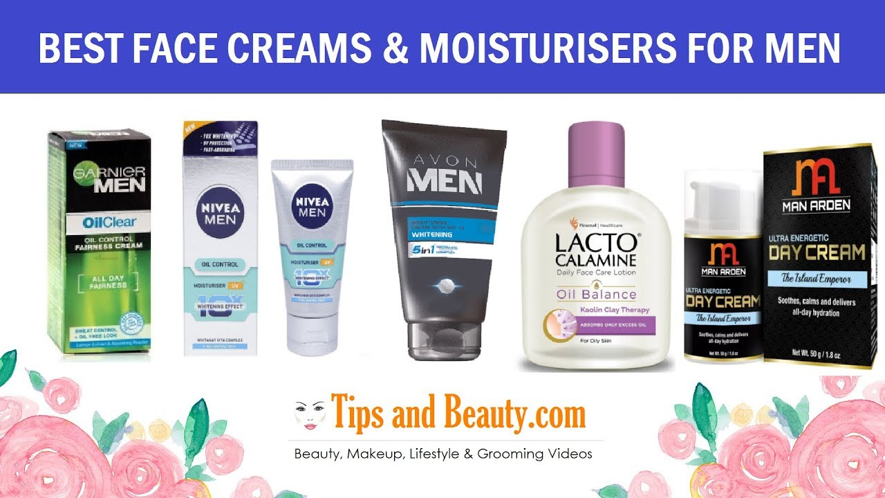 Top 10 Face Creams