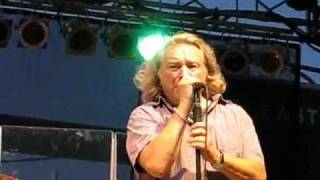 Lou Gramm  -  I Want To Know What Love Is  -  Decatur Illinois 8 / 7 / 10