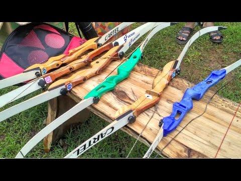 Tips Olahraga Panahan PENGENALAN MACAM-MACAM BUSUR