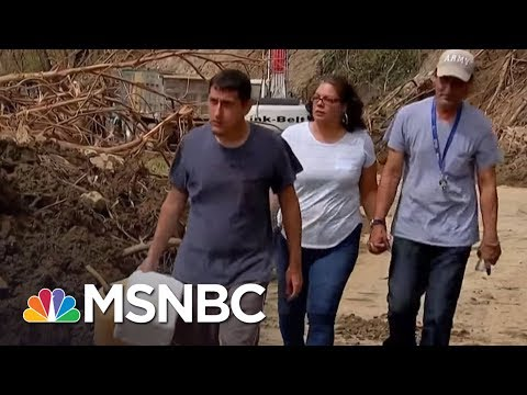 San Juan Mayor Says Puerto Rico Chances Of Recovery Is 'Diminishing' | MSNBC