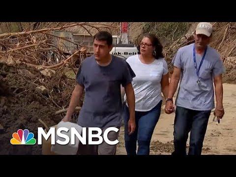 San Juan Mayor Carmen Yulin Cruz Says Puerto Rico Chances Of Recovery Is 'Diminishing' | MSNBC