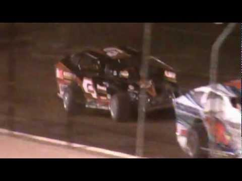 2012 START OF RACE ROLLING WHEELS RACEWAY STARS AND STRIPES 100 SUPER DIRTcar SERIES PART 2