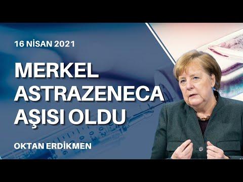 Merkel'in sırası sonunda geldi / Trafik cezalarına zam - 16 Nisan 2021 Oktan Erdikmen