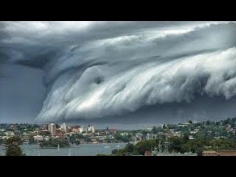"Breaking: ""Apocalypse Hits Australia"" Dead Bats, Hail, Rain, Wind, Trains Abandoned"""