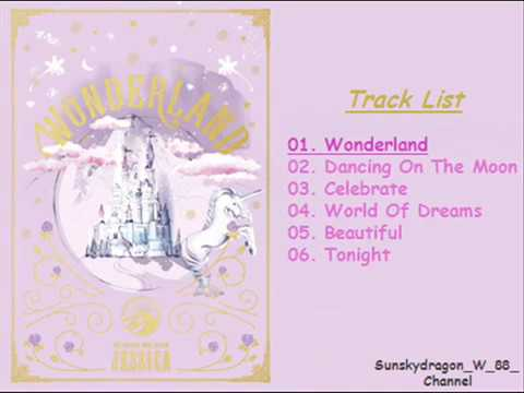 [Mini Album] 제시카 (Jessica) – WONDERLAND