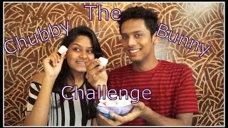 The Chubby Bunny Challenge | Indian Style (ft. Tanya)