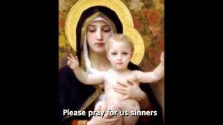 MIRACLE OF ROSARY - Elvis Presley (Cover with lyrics)