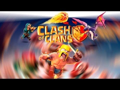 самая трудная база в clash of clans 9ратуша #2