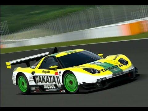 Gt5 Gameplay Takata Dome Nsx 03 Youtube