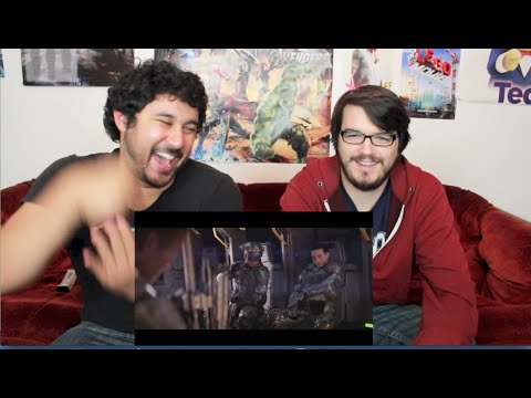 HALO 2 ANNIVERSARY OPENING CINEMATIC TRAILER REACTION!!!