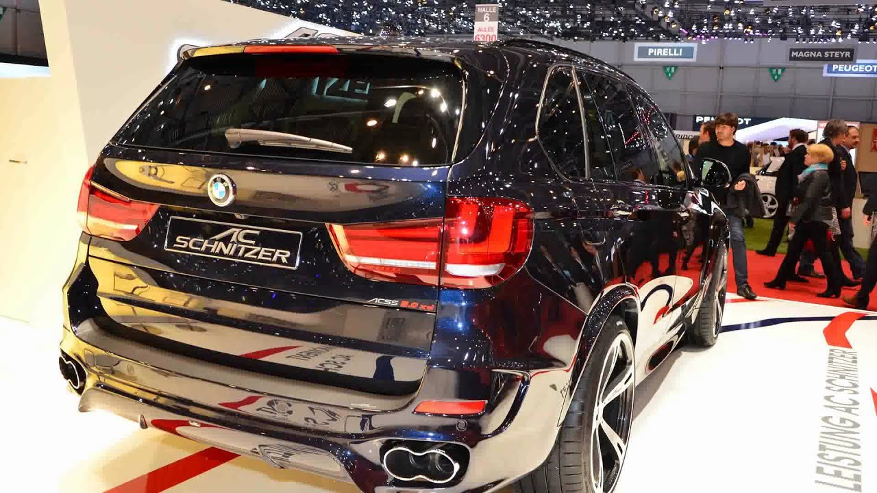 2015 Model Bmw X5 Ac Schnitzer Youtube