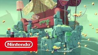The Gardens Between - Tráiler de Gameplay (Nintendo Switch)