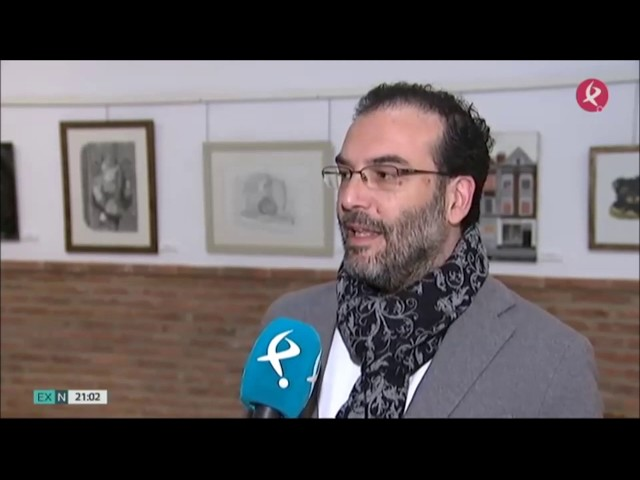 Moisés Bedate  en Extremadura Noticias 2
