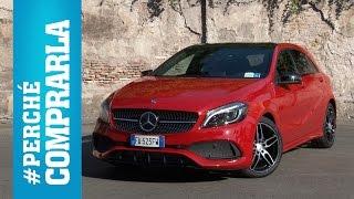 Mercedes Classe A (2015)  | Perché comprarla... e perché no