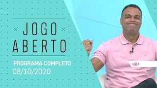 JOGO ABERTO - 08/10/2020 - PROGRAMA COMPLETO