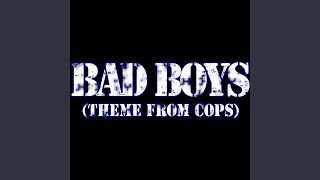 Bad Boys Theme From Cops