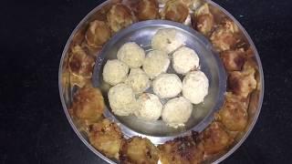 கிருஷ்ண ஜெயந்தி பொட்டுக்கடலை மாலாடு, சீயம் Laddu, Seeyam
