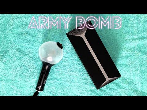 Abrindo minha ARMY BOMB! - Unboxing em PT/BR