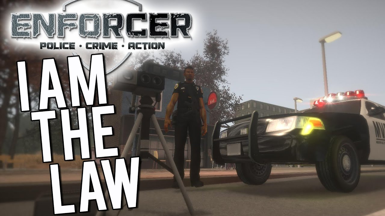 Enforcer: Police Crime Action - Best Police Simulator Ever! Gameplay