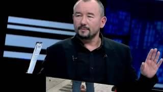 Позор Первого канала — Артем Шейнин матерится, как сапожник