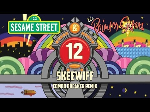 Sesame Street Pinball feat The Pointer Sisters  Twelve Skeewiff Remix Grants
