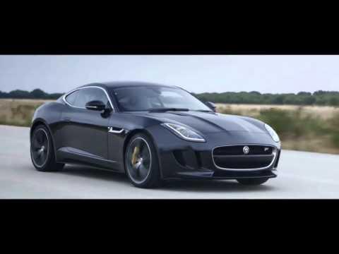 Jaguar F-Type Coupe - Dynamics