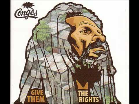The Congos - Boycott - (Give Them The Rights)