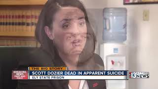 Scott Dozier kills himself in prison