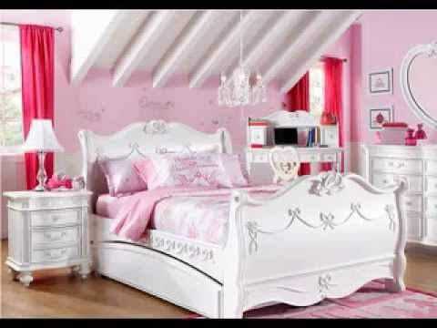 Cinderella Bedroom Decorating Ideas