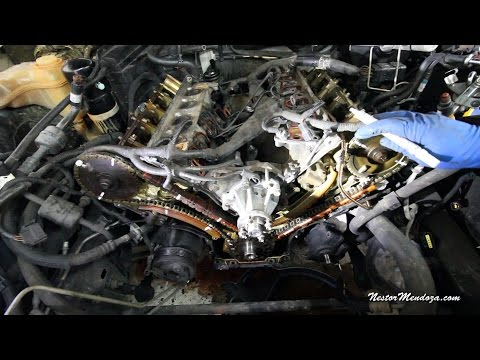 Timing Chain Removal Tips and Tricks