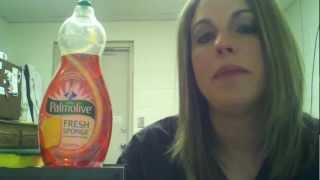Palmolive Fresh Sponge Influenster Product Review Thumbnail