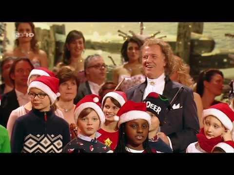 André Rieu & Lucky Kids: In der Weihnachtsbäckerei