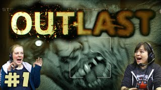 FRIGHT NIGHT - Outlast - Welcome to the Madhouse (#1)