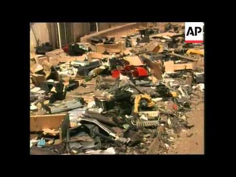 NIGERIA: KADUNA: CALM AFTER RELIGIOUS RIOTS