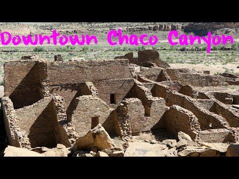 A Stroll Through Downtown Chaco Canyon