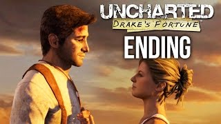 Uncharted The Nathan Drake Collection - Uncharted Drake's Fortune Walkthrough ENDING - Chapter 18-22