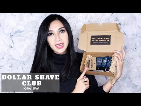 DOLLAR SHAVE CLUB REVIEWS   Ft. Les Georgettes   Alexastylebook