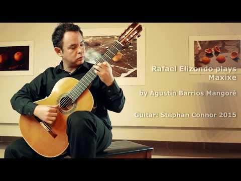 """Maxixe by Agustin Barrios """"Mangore""""Rafael Elizondo guitar."""