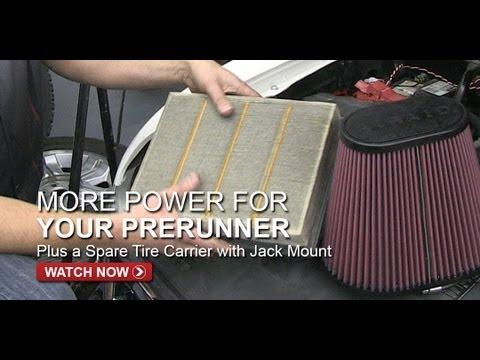 More Power for your Prerunner - FullDroopTV (Season 1, Episode 6)