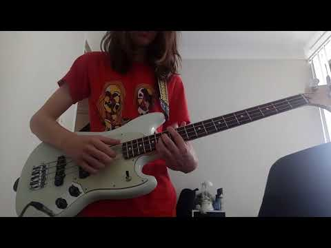 Can - Paperhouse (Bass Cover)