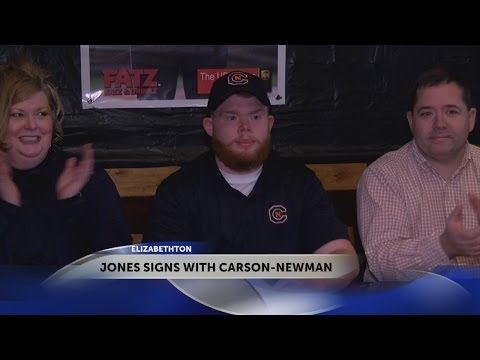 Cyclones long snapper Jones signs with Carson-Newman football