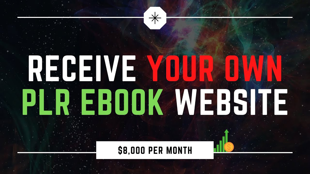 WHY buy PLR eBooks if you can buy a PLR WEBSITE! (Receive your own PLR eBook Business Today)